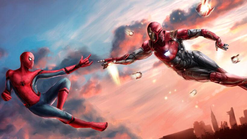 Hình ảnh Spider Man đẹp nhất