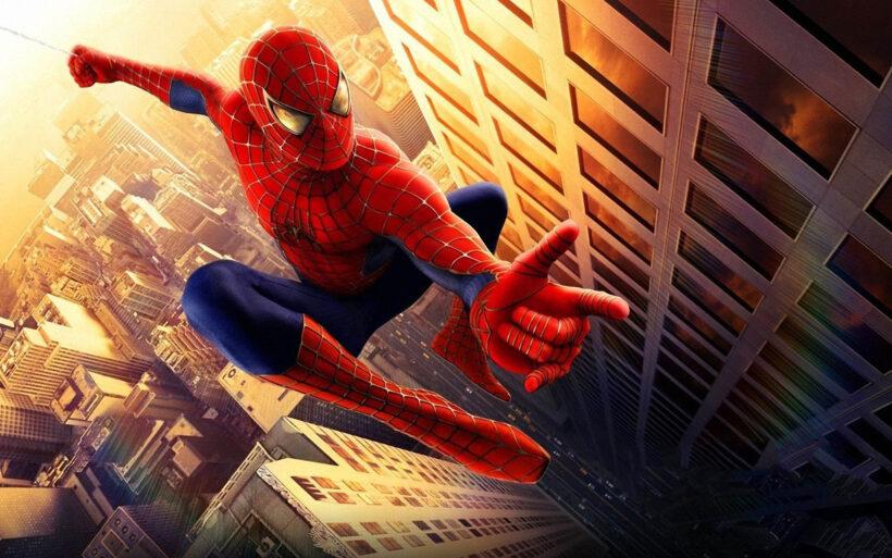 Hình ảnh Spider Man ngầu