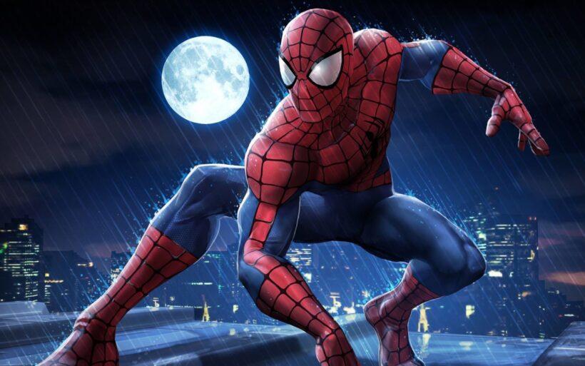 Hình ảnh Spider Man người nhện 4K