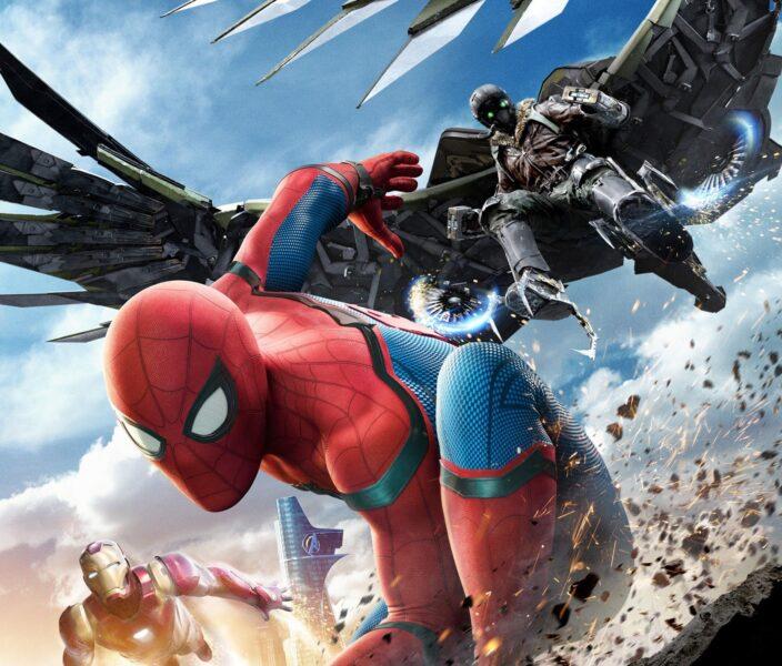 Hình ảnh Spider Man người nhện đẹp