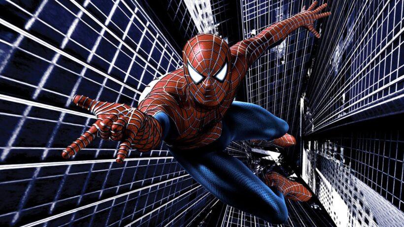 Hình ảnh Spider Man người nhện HD