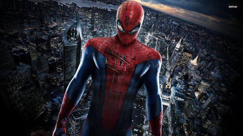 Hình ảnh Spider Man người nhện ngầu và đẹp