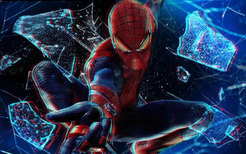 Hình ảnh Spider Man người nhện siêu chất