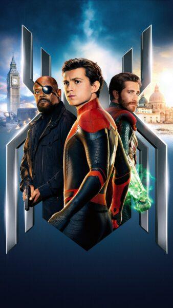 Hình ảnh Spider Man người nhện trong phim