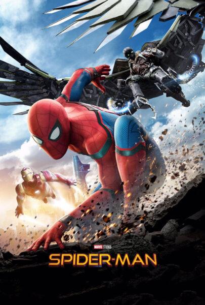 Hình ảnh Spider Man siêu ngầu