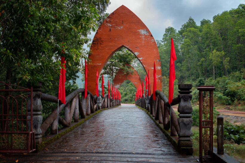 hình ảnh Thánh địa Mỹ Sơn - cổng chào