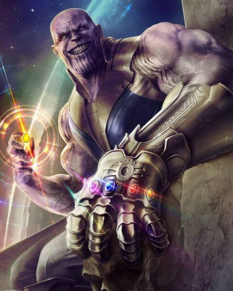 Hình ảnh Thanos