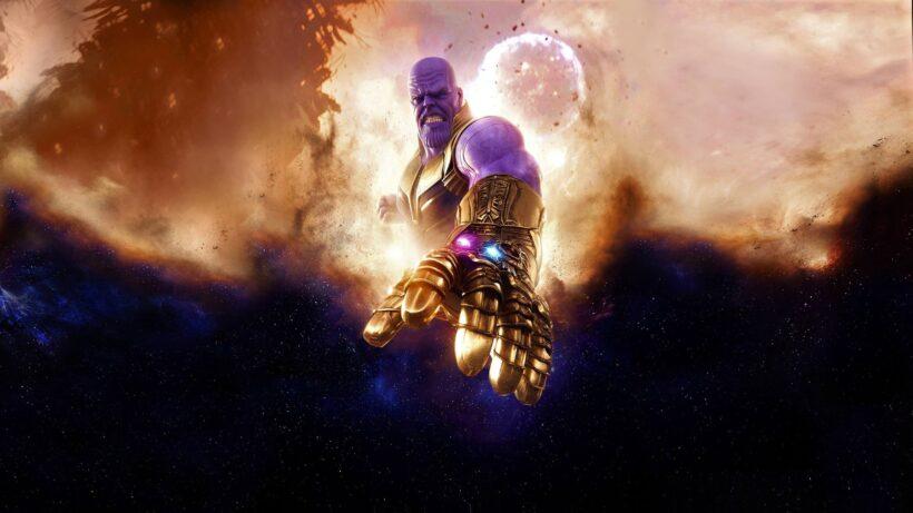 Hình ảnh Thanos 4K đẹp