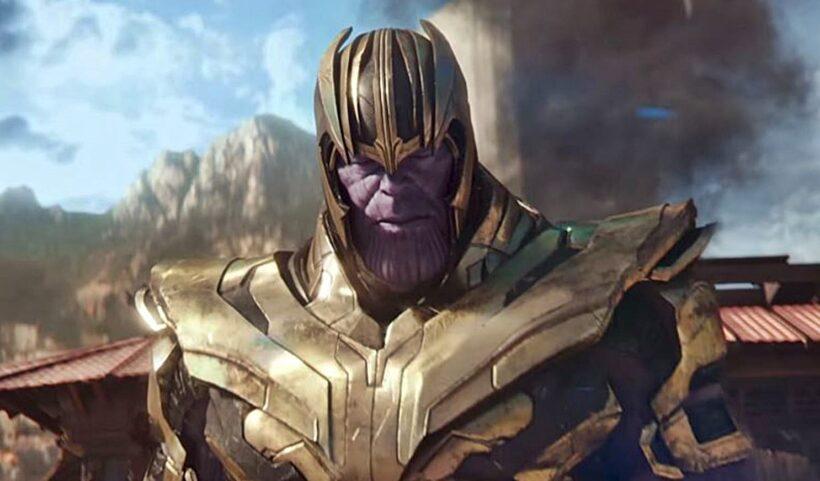 Hình ảnh Thanos đầy ấn tượng