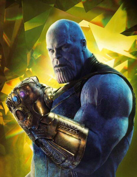 Hình ảnh Thanos đẹp cho điện thoại