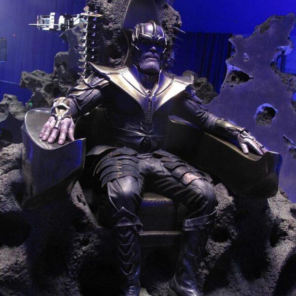 Hình ảnh Thanos siêu ngầu