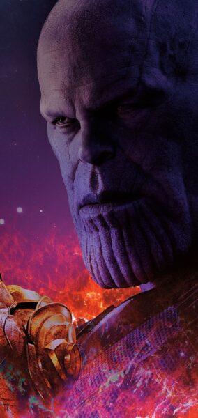 Hình ảnh Thanos to lớn