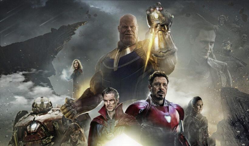 Hình ảnh Thanos trong thế giới MCU