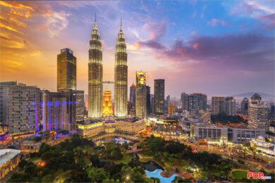 Hình ảnh tháp đôi Malaysia đẹp, ấn tượng nhất