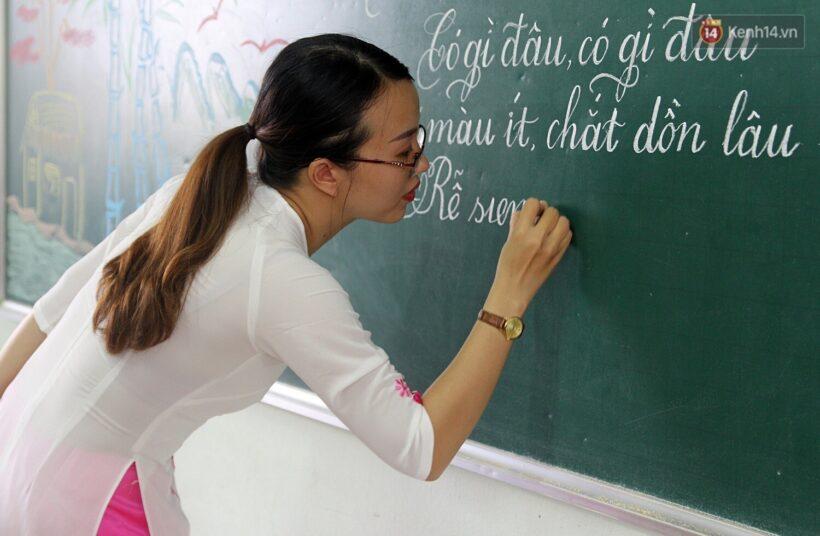 Hình ảnh thầy cô giáo