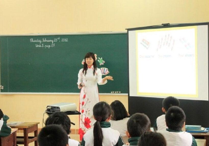 Hình ảnh thầy cô giáo cực đẹp
