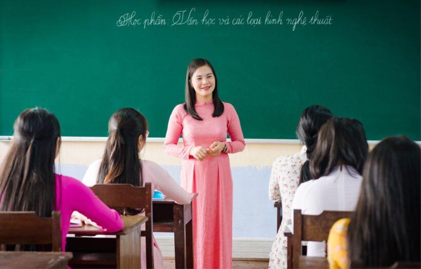Hình ảnh thầy cô giáo đẹp