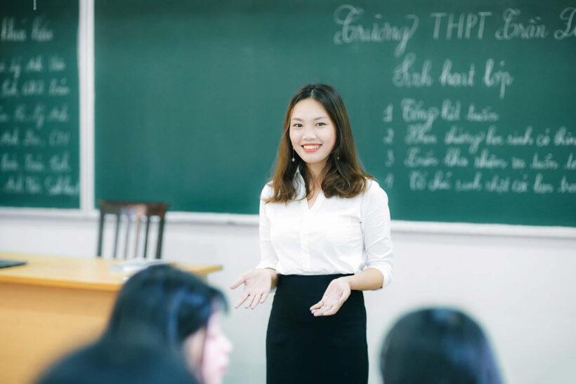 Hình ảnh thầy cô giáo đẹp nhất
