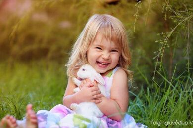 Hình ảnh trẻ con đáng yêu, đẹp nhất