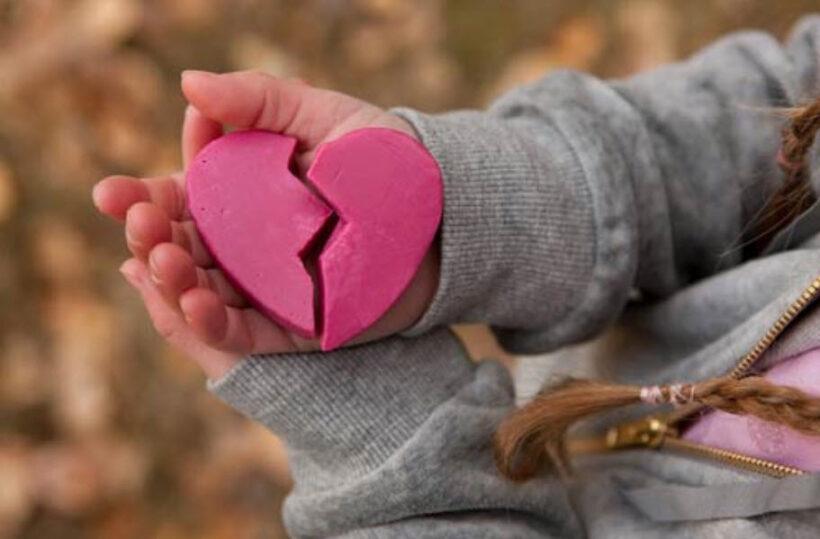 Hình ảnh Valentine cực buồn