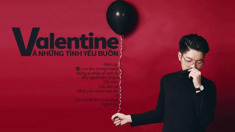 Hình ảnh Valentine và những tình yêu buồn
