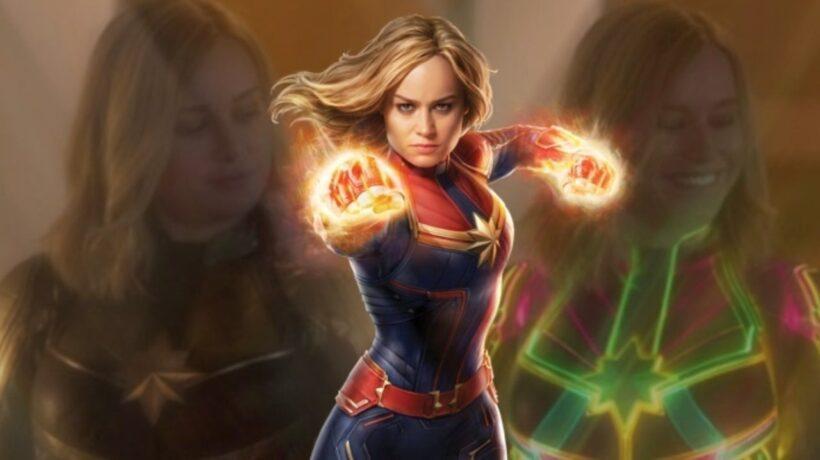 Hình ảnh về Captain Marvel