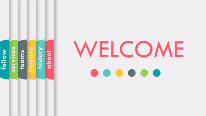 Hình ảnh Welcome đẹp cho Powerpoint