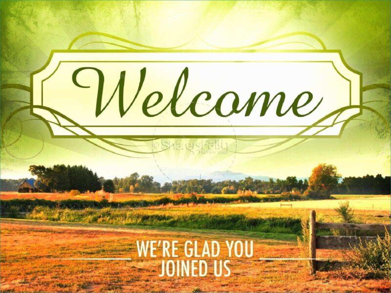 Hình ảnh Welcome đẹp, tao nhã