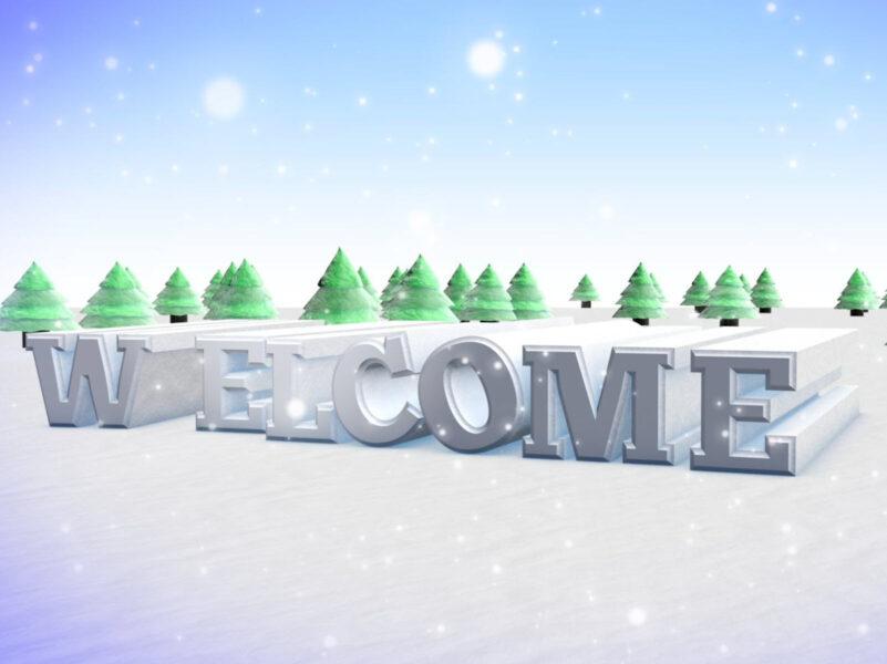 Hình ảnh Welcome đẹp, tinh tế