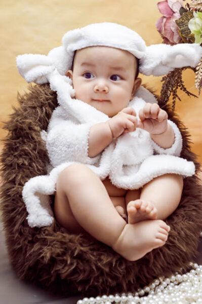 Hình baby cute