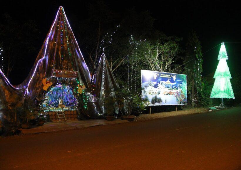 Hình hang đá Giáng Sinh