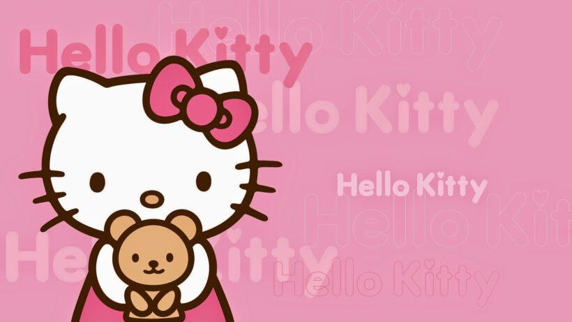 Hình Hello Kitty