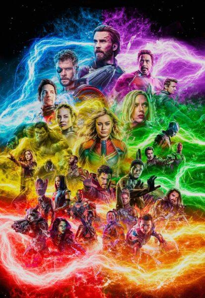 Hình nền Captain Marvel siêu đẹp