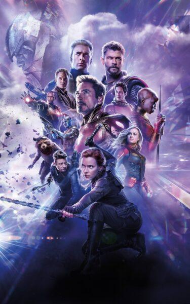 Hình nền Captain Marvel siêu nét