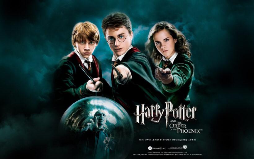 Hình nền Hary Potter cho Desktop