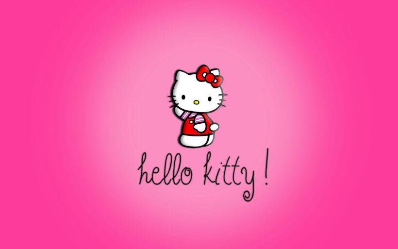 Hình nền Hello Kitty