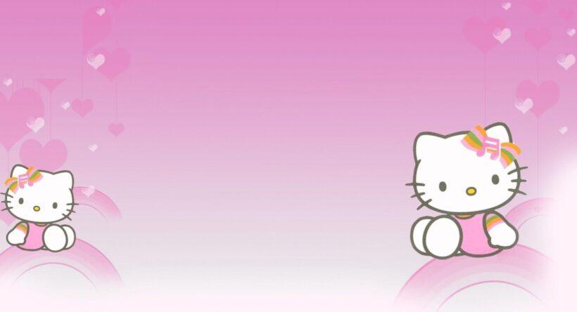 Hình nền Hello Kitty cute