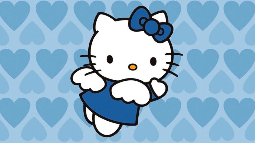 Hình nền Hello Kitty dễ thương