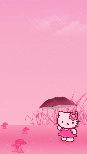 Hình nền Hello Kitty dễ thương nhất