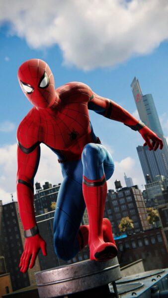 Hình nền Spider Man người nhện cho điện thoại