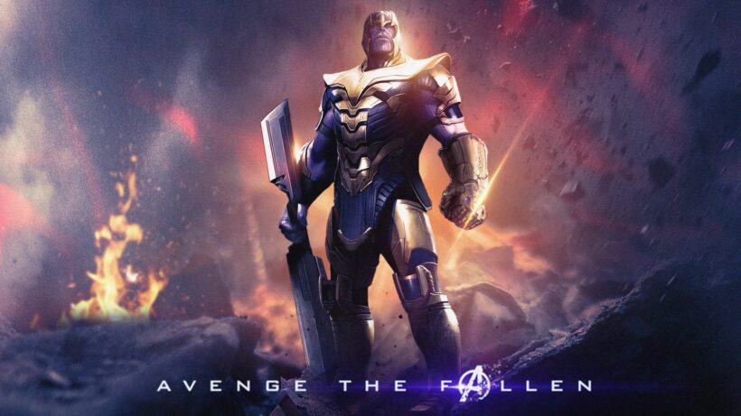 Hình nền Thanos