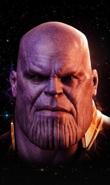 Hình nền Thanos chất