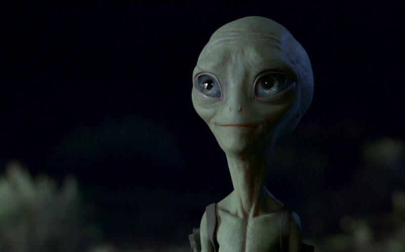 Hình người ngoài hành tinh đẹp