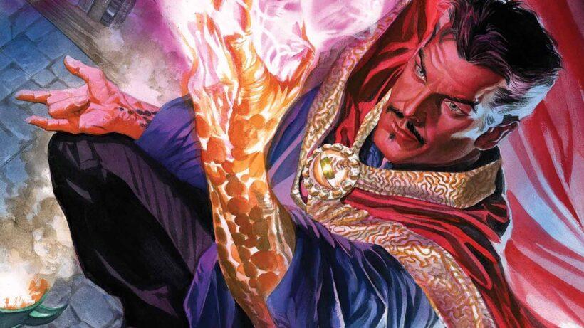 Hình phù thuỷ tối thượng Doctor Strange