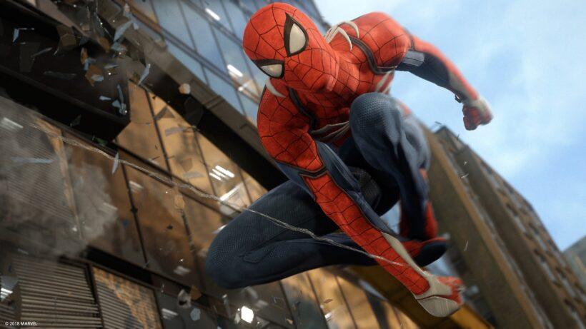 Hình Spider Man người nhện