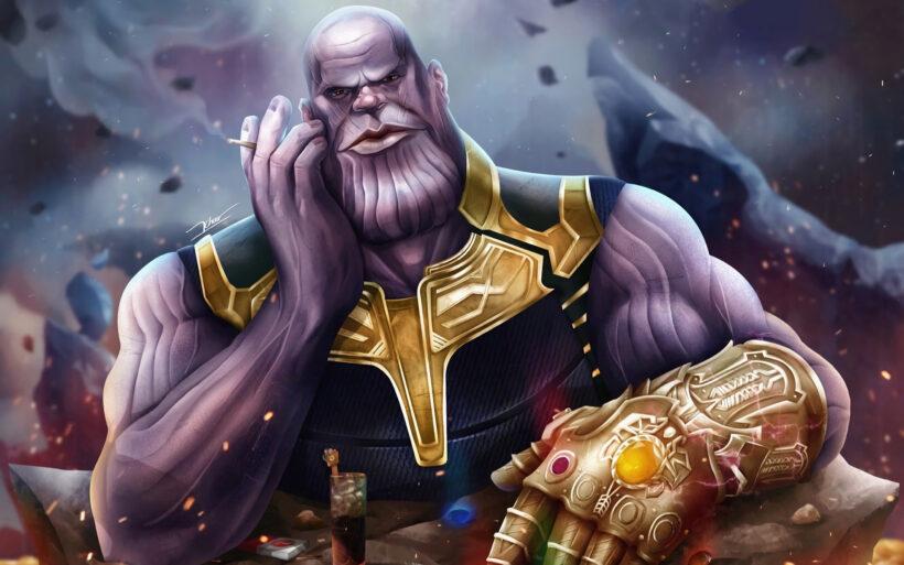Hình Thanos
