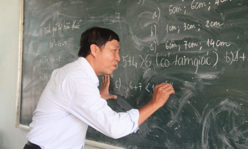 Hình thầy cô giáo