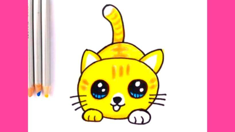Hình vẽ con mèo