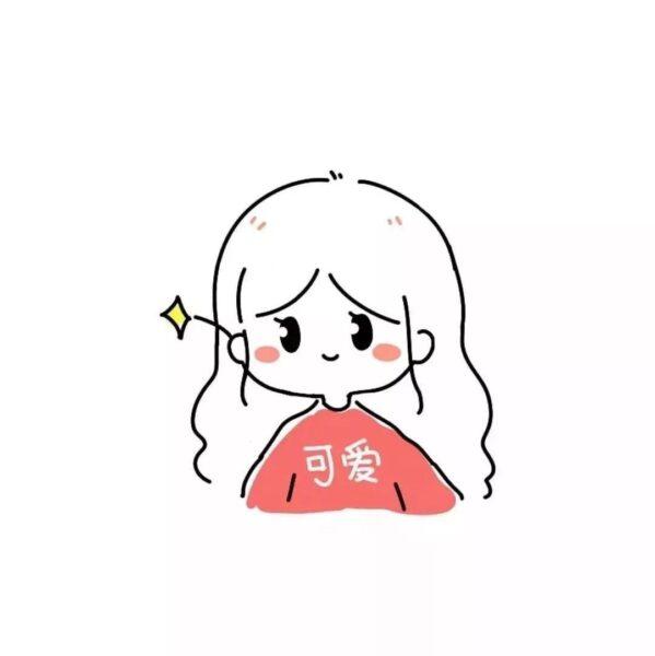 Hình vẽ đơn giản Chibi đáng yêu