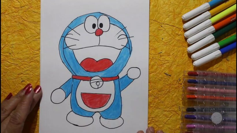 Hình vẽ Doremon